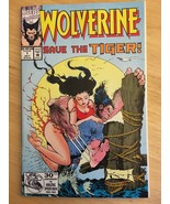 Wolverine #1 Save The Tiger 1992 Marvel Comic Book Lot NM 9.2 Condition ... - $4.49