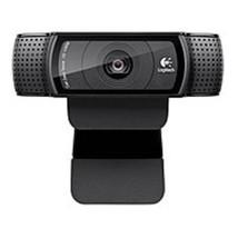 Logitech 960-000764 C920 Webcam - 1080p - Auto-focus - Black - $85.28