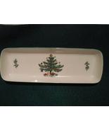 Nikko Christmas dish, Nikko Porcelain Dish, Christmas Tree pattern, Nikk... - $15.00