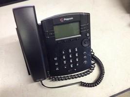 Polycom VVX 301 2201-48300-001 Business Phone - $20.00