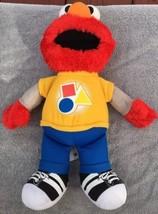 "13.5"" Elmo Sesame Street Plush Dolls Toys Stuffed Animals 2010 Hasbro Sh... - $9.99"