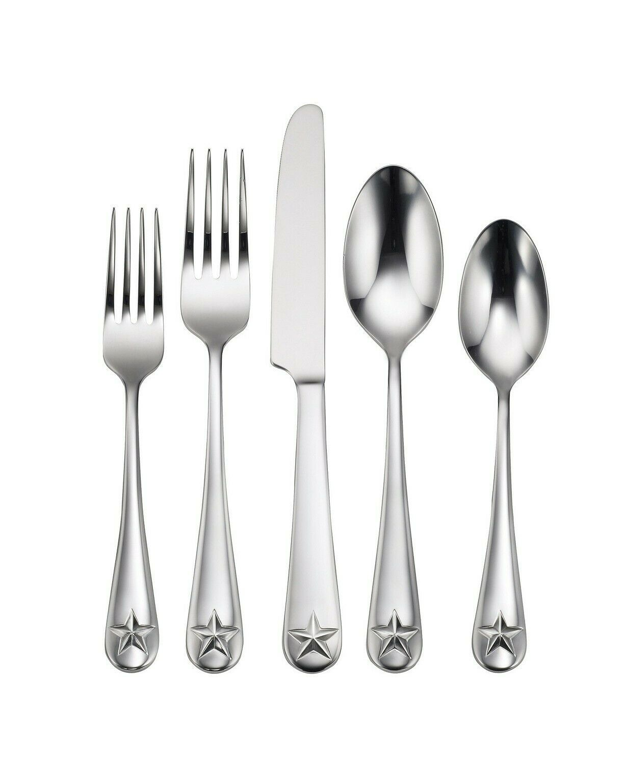 Oneida Tindra 45-pc Flatware Set, Service for 8 NEW - $89.99