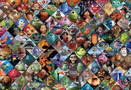 Ceaco Disney/Pixar Clip Jigsaw Puzzle 2000 pieces Multicolor 5 inch. - $56.19