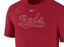 Cincinnati Reds Nike Logo Legend Dri-FIT Lightweight Men's T-Shirt - Lar... - €19,52 EUR