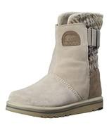 Sorel Newbie, Women Mocassins Boots, Grey (Silver Sage 103), 4 UK (37 EU)  - $199.00