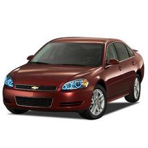 for Chevrolet Impala 06-12 Blue LED Halo kit for Headlights - $130.98
