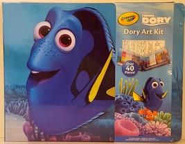 Disney Pixar – Finding Dory – Dory Art Kit – Over 40 Pieces! - $12.78