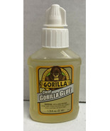 Clear Gorilla Glue 1.75 Oz., Bottle Indoor/Outdoor Crystal Clear - $5.76