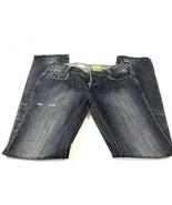 Sugar Cane Jeans Women 29x32 Buttonfly Zipper Back Pockets Excellent A1 - $29.70