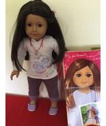 "My American Girl Doll Kanani InnerstarU u #42 Doll 18"" with Box - $150.00"