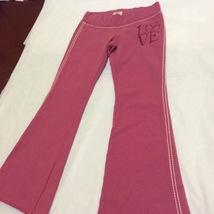 Pink Buddha Logo Girls True Religion Sweat Pants - $25.00