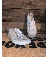 Coach Elen Canvas sneakers women size 7m - $34.65