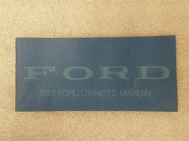 FORD PASS 1973 Owners Manual 15818 - $16.82