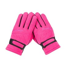 Pink Teenth Boy Girls Winter Sports Gloves With Thick Fleece Insulation ... - £15.02 GBP