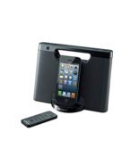 Sony RDP-M7IPN Lightning iPhone/iPod Portable Speaker Dock Black Audio N... - $119.74