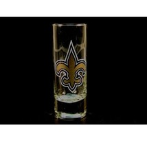 "New Orleans Saints NFL ""Hype"" Tall Shot Glass - $9.85"