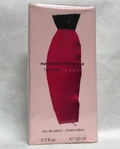 Narciso Rodriguez For Her In Color EAU De Parfum Limited Edition 3.3 Oz. - $197.01
