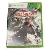 Microsoft XBOX 360 Dead Island Video Game (Complete, 2011) - $9.28