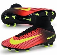 Nike Mercurial Veloce Lll Df Fg Crimson / Negro/Rosa Hombre Talla 11 Nuevo - $140.28