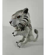 WowWee Untamed Sabre Tooth Tiger by Fingerlings – Silvertooth – Interact... - $14.50