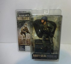 2006 MCFARLANE MILITARY SERIES 3 NAVY SEAL BOARDING UNIT CAUCASIAN - $46.75