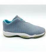 Air Jordan Future Low GG Wolf Grey Blue White Kids Size 7 Sneakers 72481... - $74.95