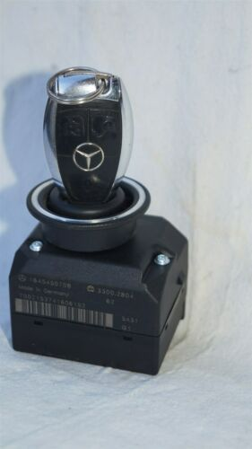 Mercedes Ignition Start Switch & Key Smart Fob Keyless Entry Remote 1645450708