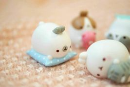 Molang Figures Volume 5 Lazy Sunday Set Figures Figurines Toy Set (5 Counts) image 5