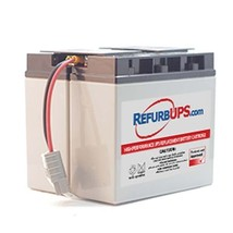 Ultra RCD-UPS500 Compatible Replacement Battery Kit