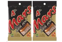 Mars Dark Chocolate Bars from Canada, 8 bars per order, Bought FRESH - $27.71