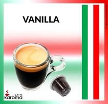 10 Nespresso Capsules Compatible Pods! Karoma Espresso (Vanilla) - $6.44