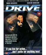 Drive martial arts action movie DVD 4.5 stars! Mark Dacascos Kadeem Hard... - $19.99