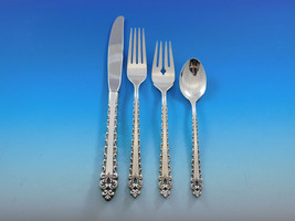 La Strada by International Sterling Silver Flatware Service Set 28 pieces - $1,695.00