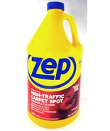 Zep Pro High Traffic Carpet Spot Remover And Cleaner (One Gallon Bottle) - $39.79