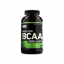 Optimum Nutrition Instantized BCAA Capsules, Keto Friendly - $31.99