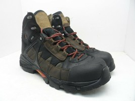 """TIMBERLAND PRO Men's 6"""" HYPERION 90646 ALLOY TOE WORK BOOT BROWN/BLACK S... - $94.99"""