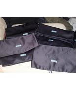 Lot of 6  PRADA Navy Satin Finish Drawstring Dust Cover Travel Bag 8.5 X... - $31.67