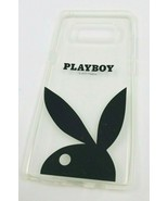 Playboy Bunny Samsung Galaxy Note 8 Clear TPU Case Cover Grip and Anti-S... - $5.93