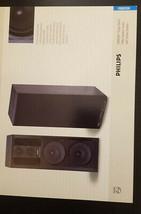 Philips FB565XBK Speaker Foldout Advertising / Brochure *Original* - $9.39