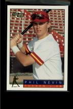 1993 FLEER EXCEL #207 PHIL NEVIN NM-MT - $0.98