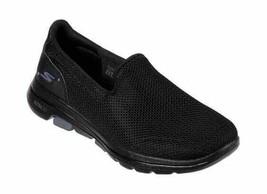 Women's Skechers GOwalk 5 Walking Shoe Black/Black - $82.29