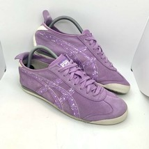 Onitsuka Tiger Women's Mexico 66 Casual Shoes Sz 10 Sheer Lilac ASICS D4S5L 3535 - $39.57