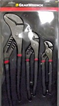 GearWrench 82099 3 Piece Groove Joint Pliers Set - $29.70