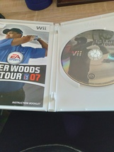 Nintendo Wii Tiger Woods PGA Tour 07 image 2