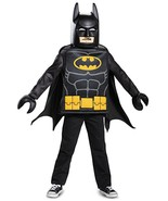 LEGO Batman Movie BATMAN Tunic & Mask Costume - Boys Medium (7/8) - $24.94