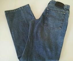 LEE Boys Kids Jeans Pants Adjustable Waist Medium Wash Denim Size 14 ~ Free Ship - $20.99