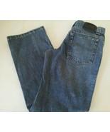 LEE Boys Kids Jeans Pants Adjustable Waist Medium Wash Denim Size 14 ~ F... - $20.99