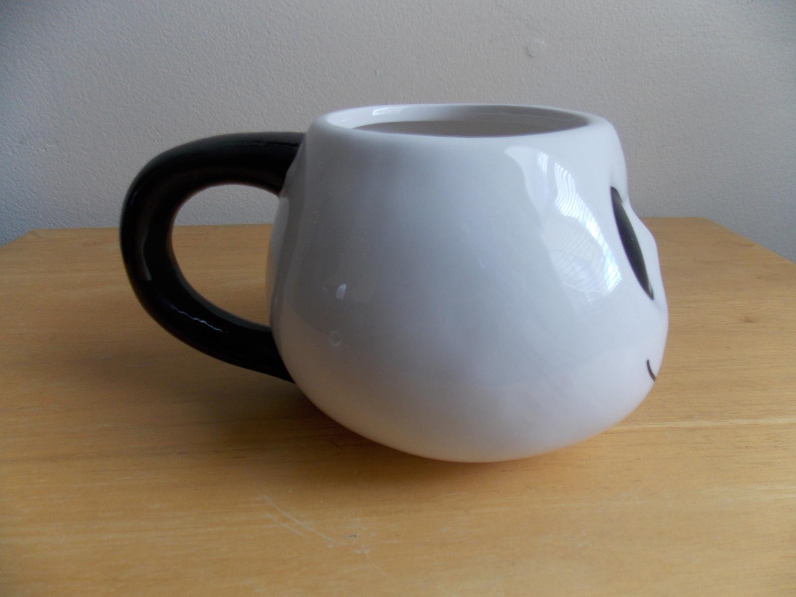 Disney Nightmare Before Christmas Jack Skellington Coffee Mug