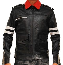 Men's Prototype Alex Mercer Dragon Costume Black Jacket image 2