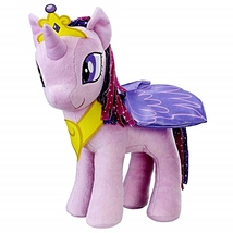My Little Pony Princess Cadance Feature Wings Plush toy The Movie - $16.95